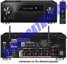 Super Home Theater Receiver 7.2 Pioneer HT