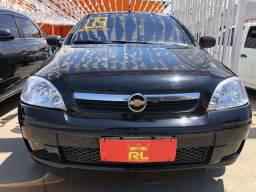 Título do anúncio: Corsa sedan 1.4 2009 GNV Completo Ent:3.000 48x 439 Primeiro  pra 60 dias
