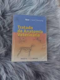 Título do anúncio: Livro tratado de anatomia veterinaria Dyce