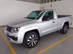 Título do anúncio: Amarok 2017 4x4 Diesel Topada