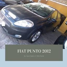 Fiat Punto Essence 1.6 2012