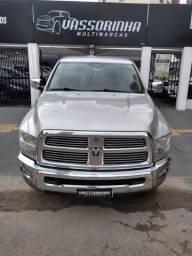 Dodge Ram 2012/2012 Laramie 2.500 Diesel 4x4 Aut. Prata.