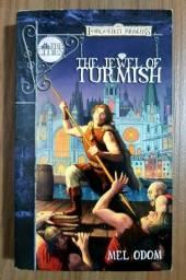 Título do anúncio: The Jewel of Turmish -- Forgotten Realms Novel - RPG