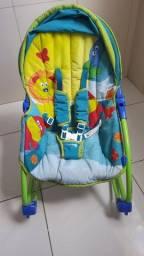 Título do anúncio: Cadeira de descanso bebê Sunshine até 18k