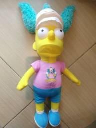 Título do anúncio: Brinquedo Bart Simpson