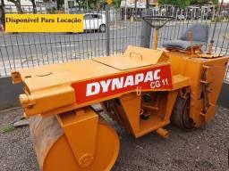 Rolo Compactador CG11 Dynapac Ano 87