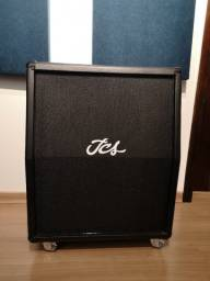 Gabinete Jcs 2x12 Celestion V30 - Handmade Projeto Mesa Boogie