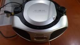 DVD Player com FM/AM Philips