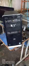 Cpu hp pentium dual core 4gb ram 320gb hd