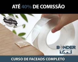 Bonder Tape - fita adesiva mágica<br><br>