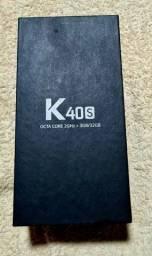 Título do anúncio: LG K40s Dual Sim 32 Gb Preto 3 Gb Ram +garantia + Nf