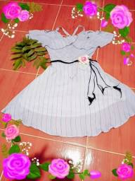 Título do anúncio: Lindos vestidos de primavera. 50 cada mega promo.