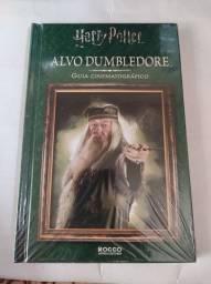 livro Harry potter Alvo Dumbledorre Guia cinematografico lacrado