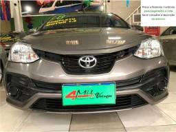 Título do anúncio: Toyota Etios 2018 1.5 xs sedan 16v flex 4p automático