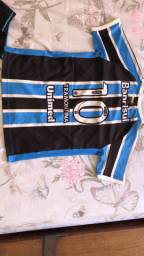 Uniforme infantil do Grêmio . TAM 8