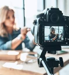 Título do anúncio: Produção de vídeo   Produção Audiovisual   Vídeos para internet   Narração e Animações 2D