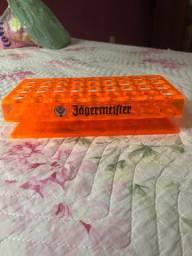 Suporte para tubos de ensaio Jägermeister