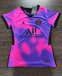 Camisa feminina PSG, ORIGINAL