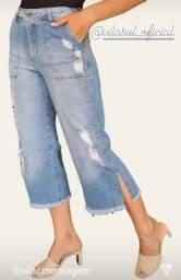 Título do anúncio: Calças  Bermudas shorts