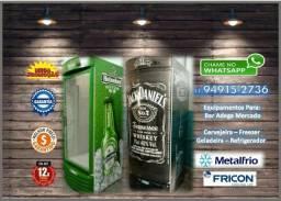Refrigerador - Geladeira MetalFrio