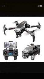 Drone L109 pro GPS câmera 4k + bateria extra e maleta