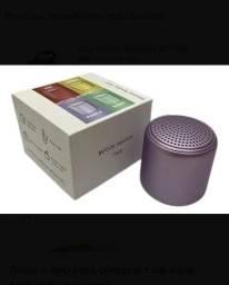 Título do anúncio: Mini Caixa de som Bluetooth