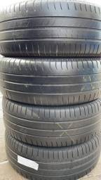 4 Pneus 195/55/16 Michelin Energy R$ 500,00
