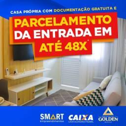 Casa Golden Manaus aceita financiamento com entrada parcelada