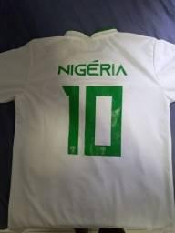 Título do anúncio: Camisa da Juventus e da Seleção da Nigéria