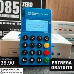 Título do anúncio: Point Mini NFC - aceita cartão por aproximação