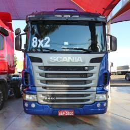 Scania R440 - 2013/13 - 8x2 (BAP 2600)