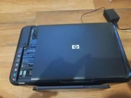 Título do anúncio: Impressora HP Deskjet F-4580 usada muito conservada.