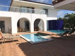 Linda Casa Quintas Sauípe 5 suítes piscina Decorada Estrada do Coco / Linha Verde