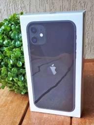 Mega Oferta!! iPhone 11 64GB Novo Lacrado Garantia 1 Ano Apple Baixa Taxa De Juros Brindes
