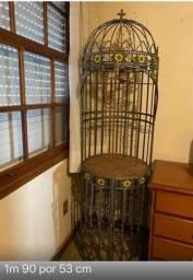 Lindo Barzinho Mazotti (Gramado) ou oratório em ferro rustico