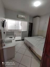 Flat na São Luís Rei de França p/aluguel com mobílias (Aluguel-incluso internet/ garagem)