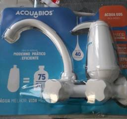 Torneira Aquabios com filtro