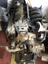 Motor Gol G5, G6, G7 Saveiro Cros Fox 1.6