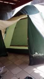 Camping/barraca 5 lugares