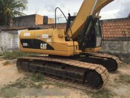 Escavadeira Caterpillar 320 D