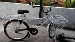 Bicicleta Cargueira Zerada