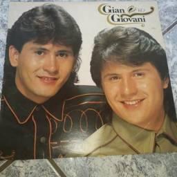 Disco vinil lp Gian e Giovanni