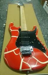 Guitarra Tagima Ja2 Signature Juninho Afram com Case Luxo
