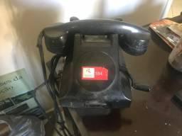 Telefone de manivela