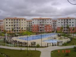 Apartamento no Bairro Atuba em Colombo no Residencial Vida Bella
