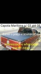Capota Marítima Saveiro 03 - 08
