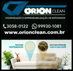 Higienização de Estofados, Órion clean