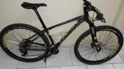 Bicicleta Sense impact evo (usada apenas 2x) só venda!