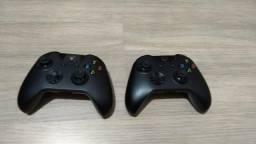 Controle Xbox One R$150,00 CADA