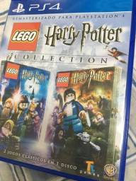 Jogo Lego harry potter collection